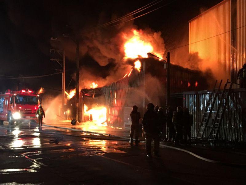 大火燒出外勞住宿安全問題  補破網政府責無旁貸!